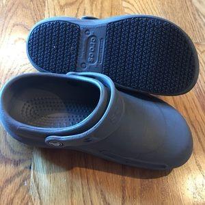 Crocs bistro style slip and oil resistant