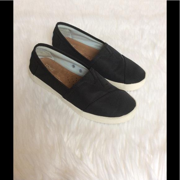f123ed4cc1cf Toms Vegan Coated Canvas Avalon. M 5a031e5fea3f361f08069e6e. Other Shoes ...