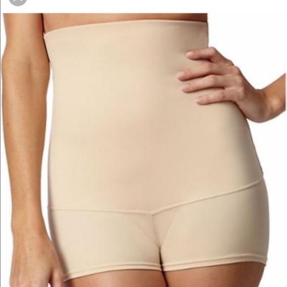 a08ee872d00e5 Maidenform Fat Free Dressing Waist Shapewear Large