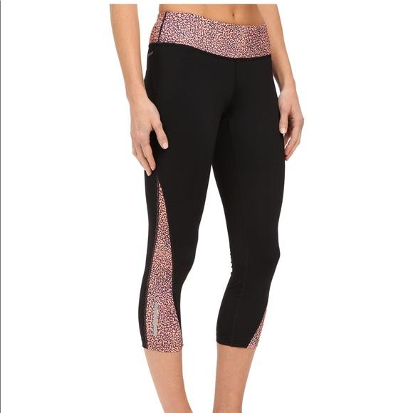 hot sale online f3cf9 73bbb Nike Women s Dri-Fit Racer Crop 2.0 Running Tights.  M 5a0326112de5128d2a0687f6