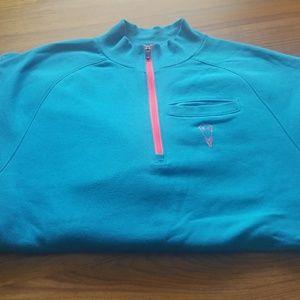 Men's Under Armour Golf 3/4 zip sweatshirt