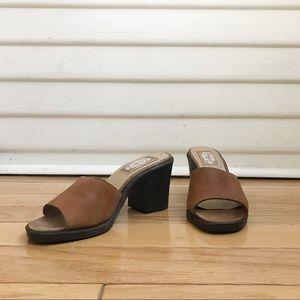 Candie's Vingate Chunky Heel Mules