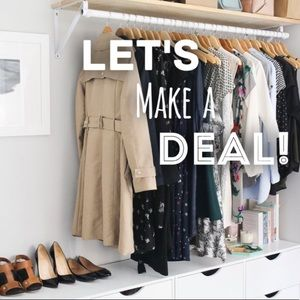Accessories - Let's Make A Deal!!