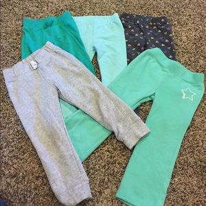 Other - 3T pants- 5 pair