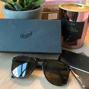 Persol 649 Polarized Sunglasses