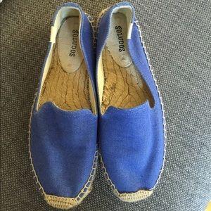 Soludos espadrilles blue