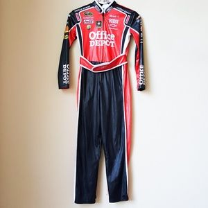 NASCAR Driver Long Sleeve Full Body Pant Suit