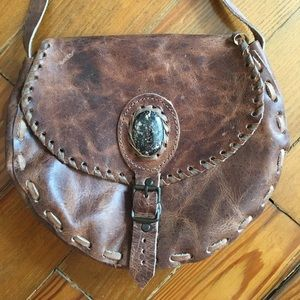Handbags - Handmade leather bag