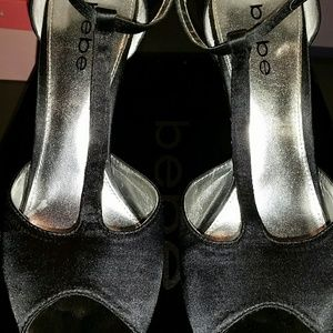 Clear heel pump