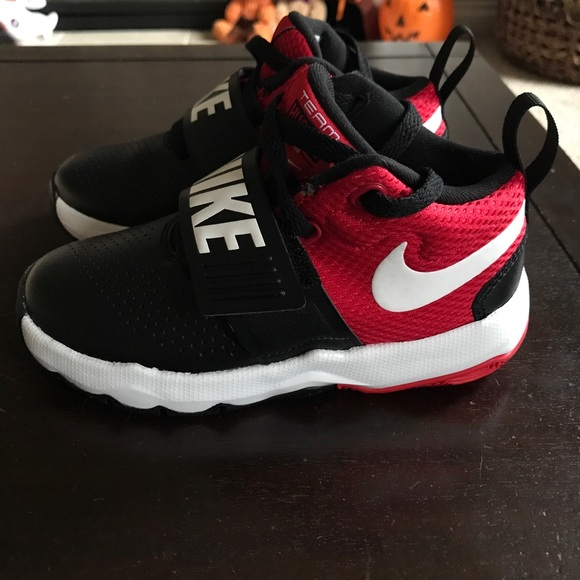 on sale 4fc00 f5570 Toddler Boys Nike Team Hustle D8