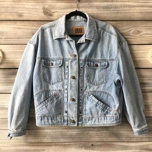 Vintage LizWear Jean Jacket