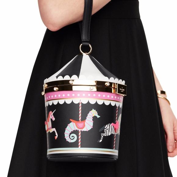 50e848a5f8 kate spade Handbags - Kate Spade Carousel Handbag
