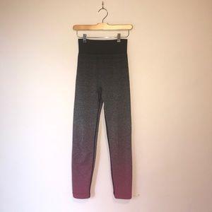 Pants - Ombré Yoga leggings