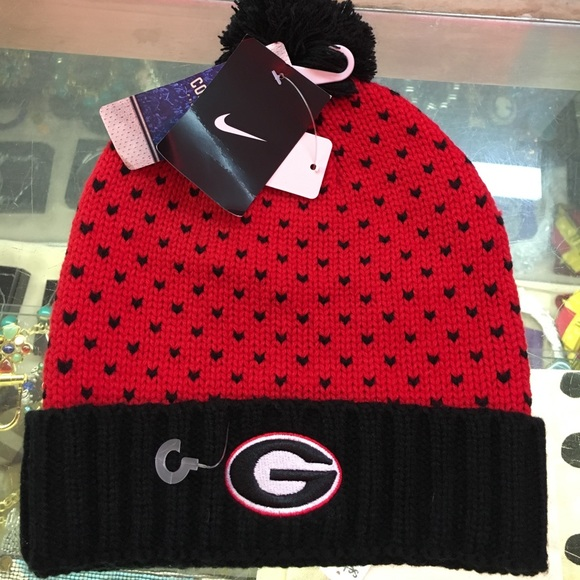 Nike university of Georgia bulldogs winter hat a1730e70a