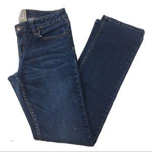 American Rag Cie Straight Leg Blue Jeans