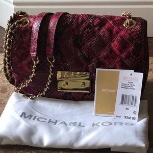 Michael Kors Sloan Embossed Leather bag