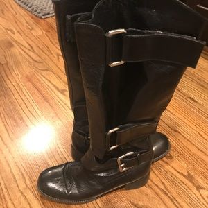 Phi all Leather boots