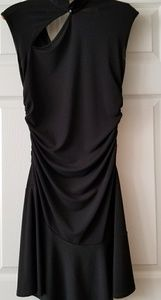 Guess-flattering fitted Little back dress