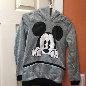 Jackets & Blazers - Disney Mickey Mouse Hoodie S