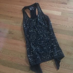 Women's Embellished Tank by Guess Los Angeles.