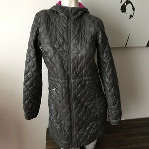Authentic The North Face Mid Length Winter Coat