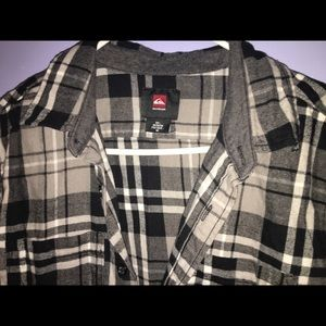 Guy's Checkered Flannel