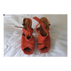 b235747cf1a Baby Gap Jean Jacket Gianni Bini Platform Heel Size 8.5 Guess Red Sparkly  Shoes ...