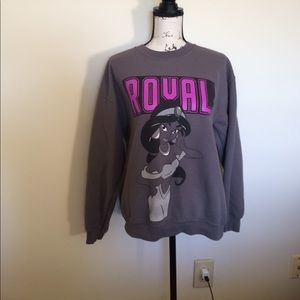 Aladdin Jasmine Royal Top Size Medium