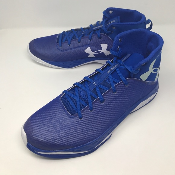 c838338a89f3 Men s Under Armor Fire Shot Basketball Shoes a4. M 5a03706c291a3541bf080798