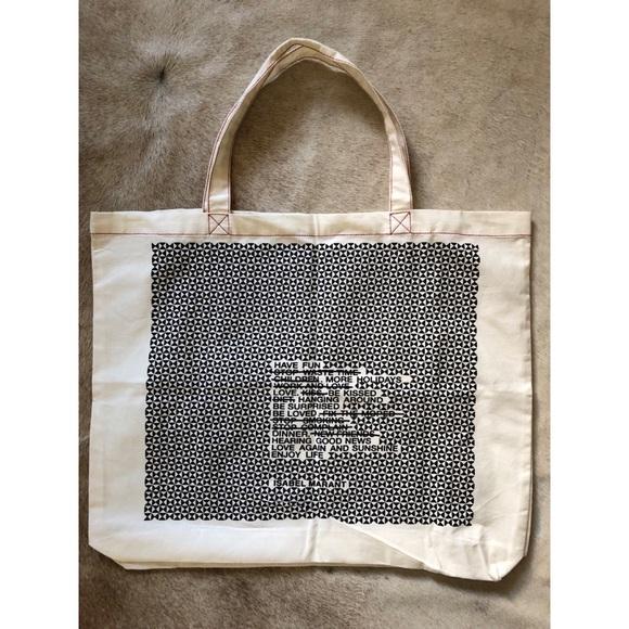 8c62e5863d2 Isabel Marant Handbags - ISABEL MARANT Print Canvas Tote Bag