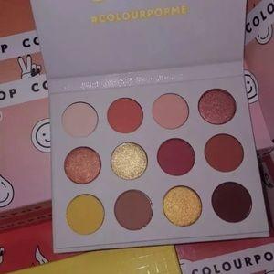 Colourpop Bundle of 3 Eyeshadow Palettes