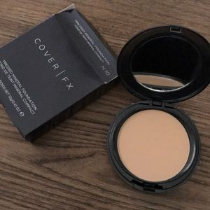 Cover FX Pressed Mineral Foundation in N10
