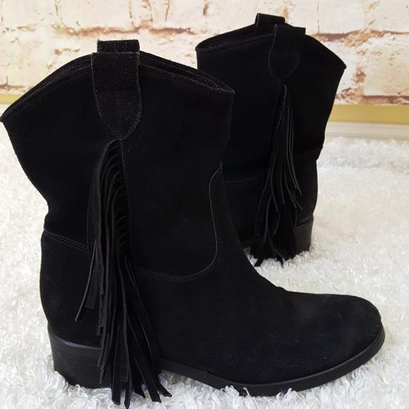 1139e5103940 Dee Keller Italian designer brand  400 suede boots