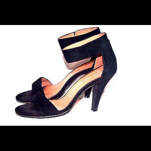 0c7546504c4 Jeffrey Campbell Shoes - Jeffrey Campbell Ibiza black suede ankle strap 9.5