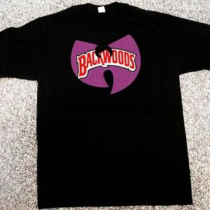 Other - Backwoods wutang clan 420 cigar shirts