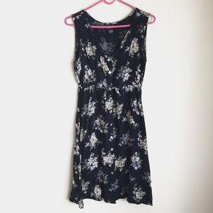 Dresses & Skirts - vintage 90's grunge the limited flower print dress