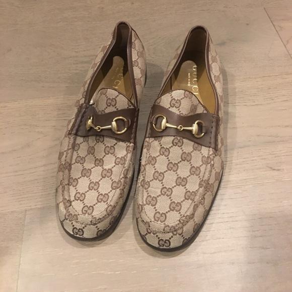 Gucci Shoes   Mens Gucci Monogram