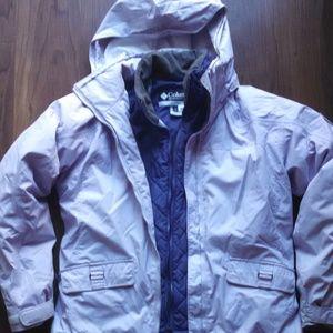 *SALE* Columbia Core Interchange Jacket