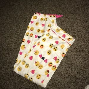 Other - NWOT emoji pajama pants