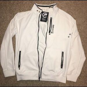 White Ecko Unlimited Jacket