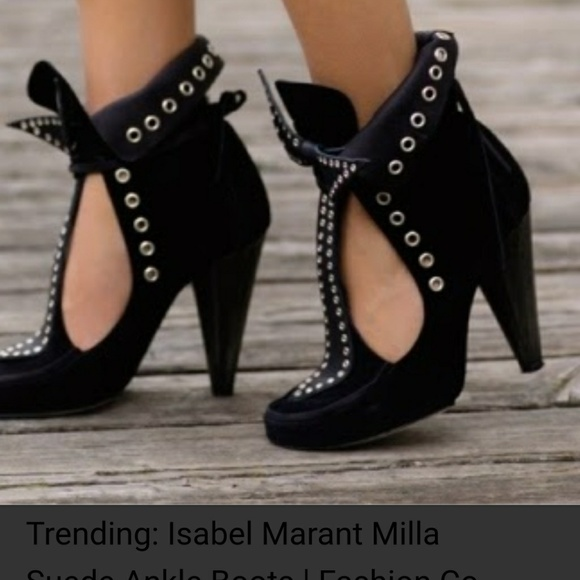 Isabel Marant Shoes - ISABELL MARANT BOW TIE LOAFFER