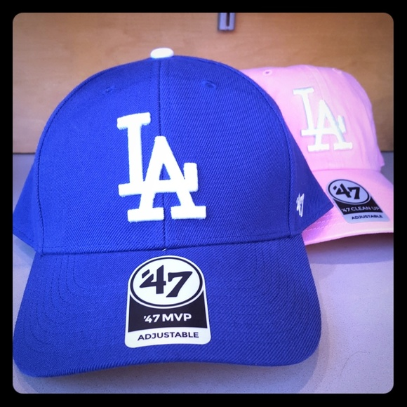 d45aff69 47 Accessories | Brand Los Angeles Dodgers Clean Up Mlb | Poshmark
