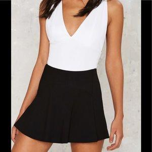 🆕💛Rack14 flip side textured mini skirt