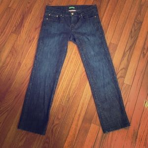 Lily Pulitzer palm beach fit jeans size 4