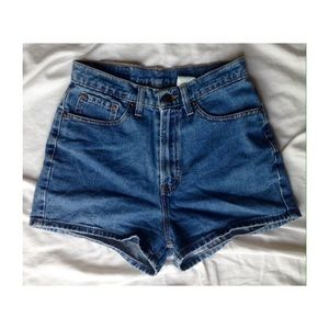 Vintage Jordache High Waisted Shorts ✨