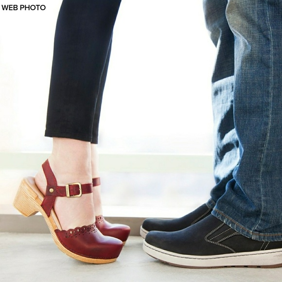 8b2c5cae20f Dansko Shoes - DANSKO Marta Oiled Mary Jane Clog Size 38