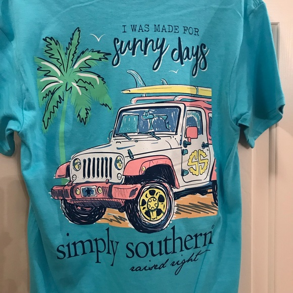 1d0f20a9c Simply Southern Tops | Small T Shirt | Poshmark