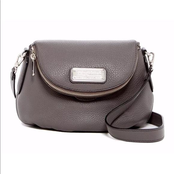 845fff0713fd Marc Jacobs Mini Natasha Leather CrossBody Bag