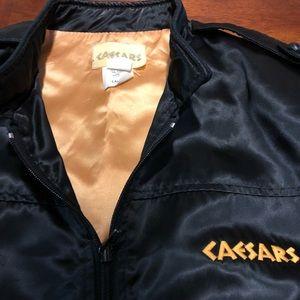 935809b70177 Jackets   Coats - Retro Satin Caesar s Palace Bomber