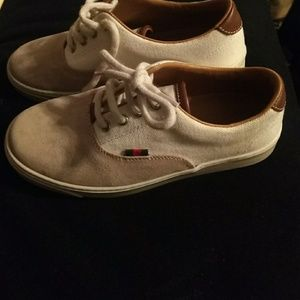 Gucci Shoes - GUCCI tennis shoes for kids size 29(12.5)